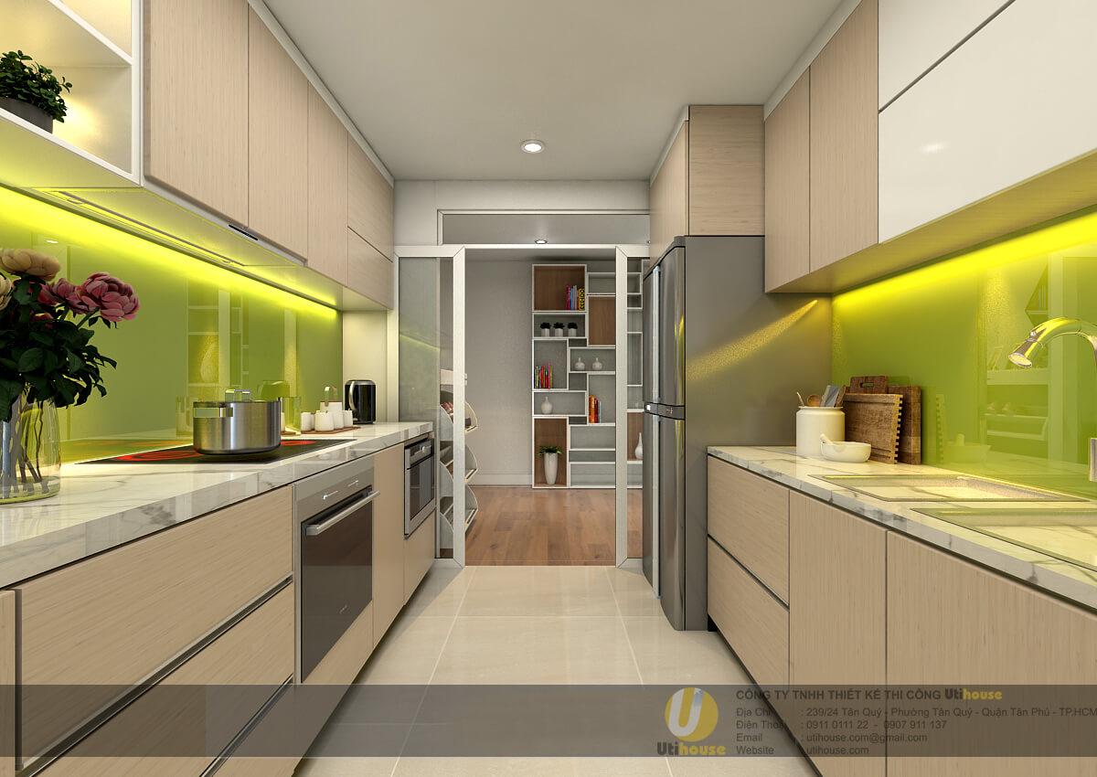 Thiết kế bếp đẹp