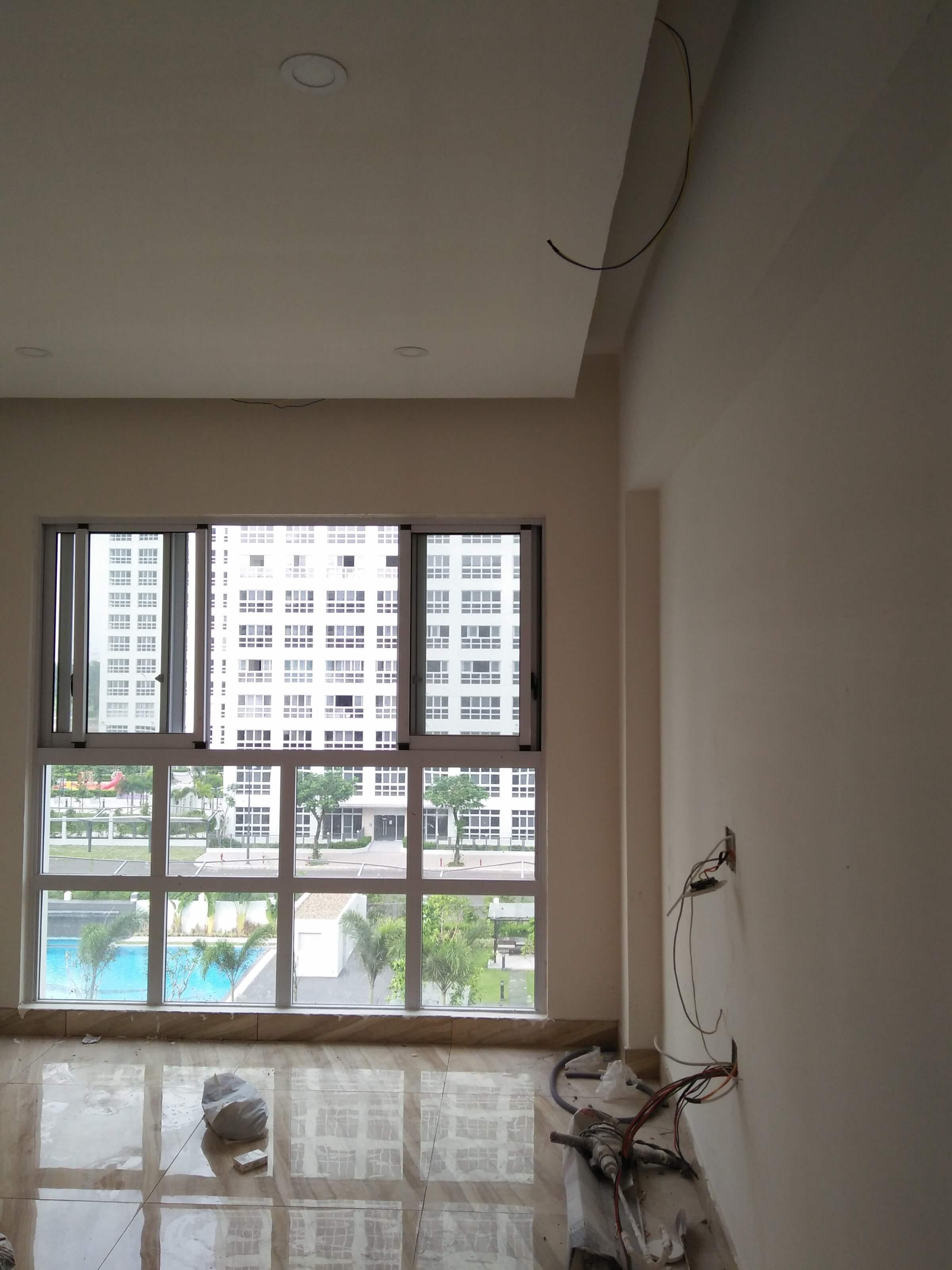 thi công căn hộ View nhìn hấp dẫn