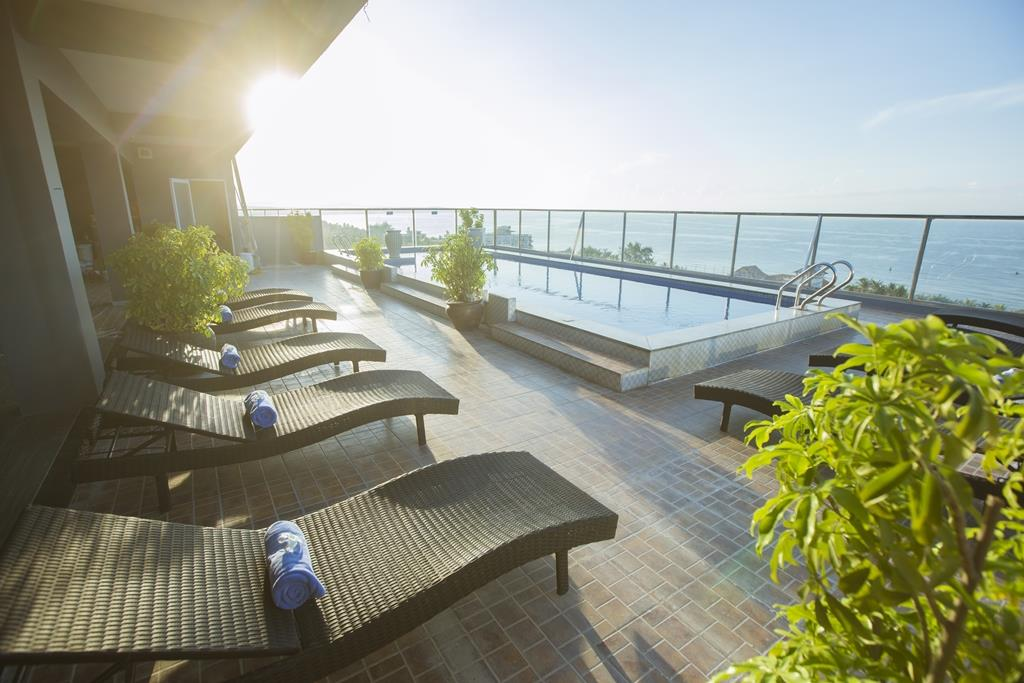 Mẫu Thiết Kế Resort Mũi Né