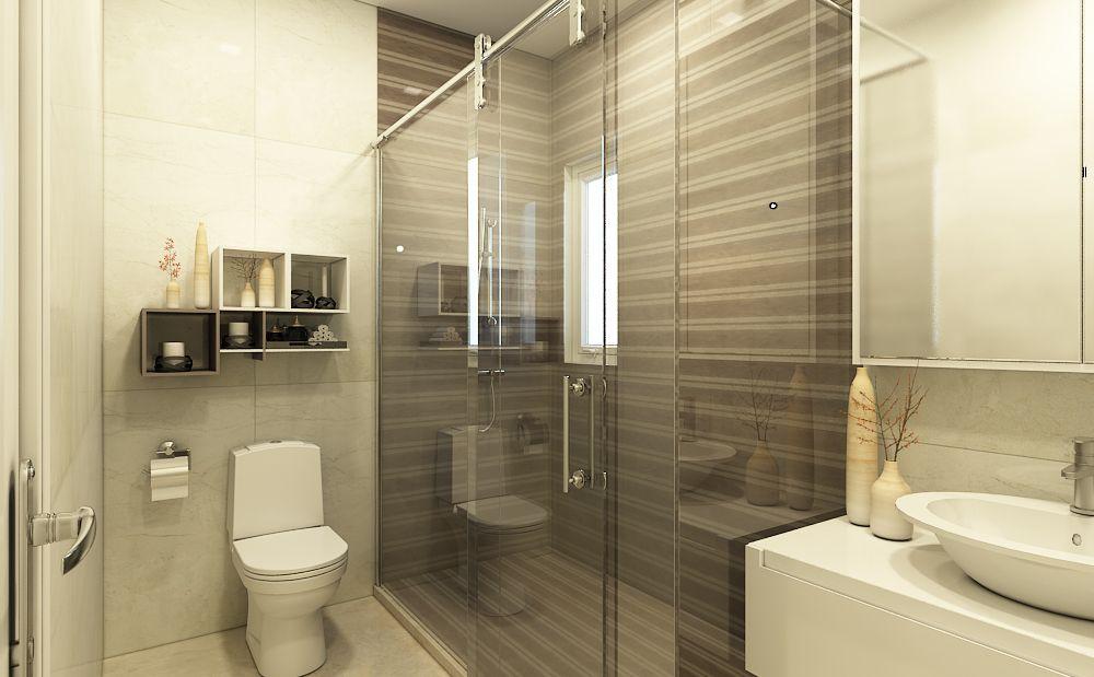 Mẫu phòng vệ sinh đẹp