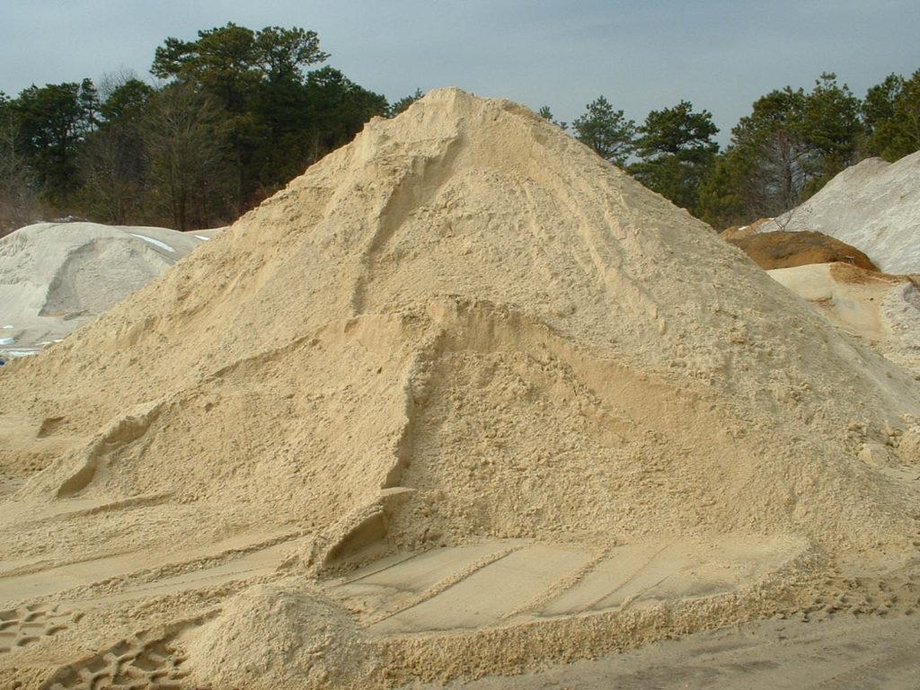 Bảng giá cát xây dựng