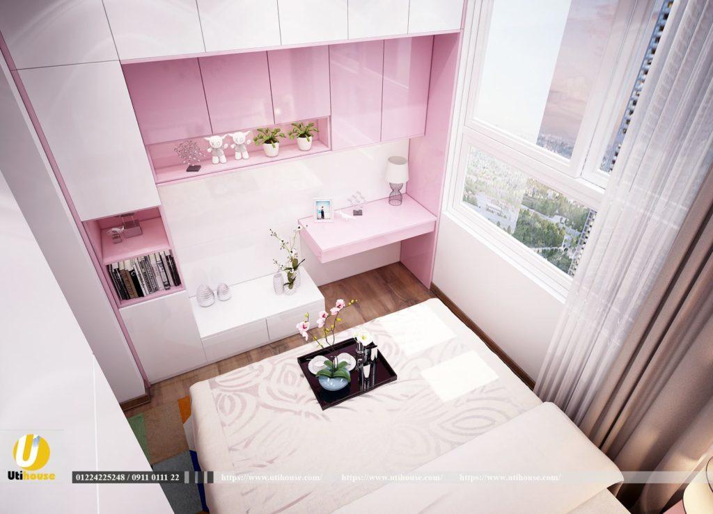 Thiết kế thi công căn hộ richstar tân phú