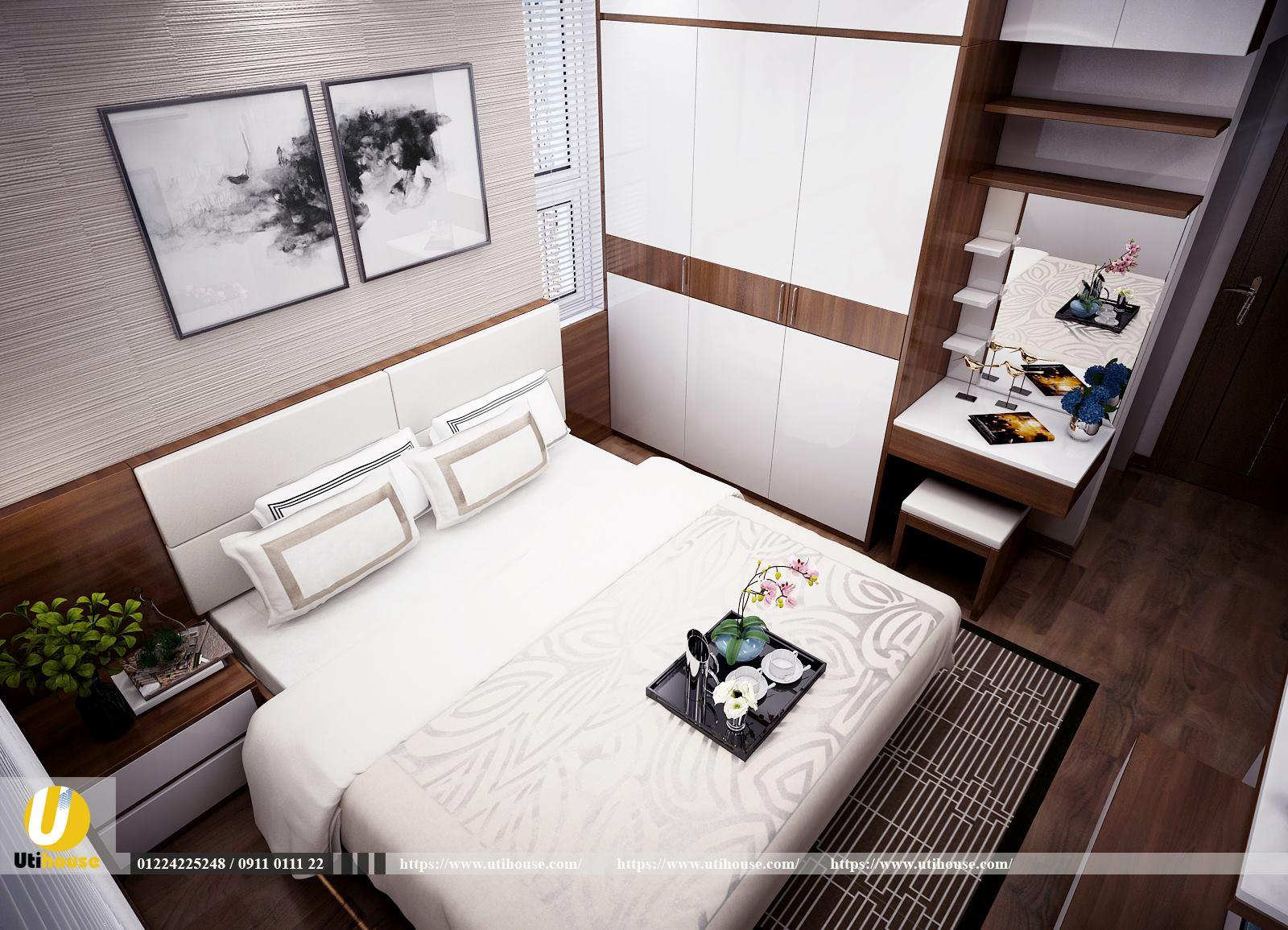 Phòng khách căn hộ richstar tân phú