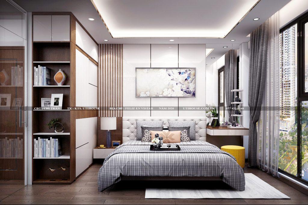 Mẫu thiết kế căn hộ Feliz-En-Vista Quận 2