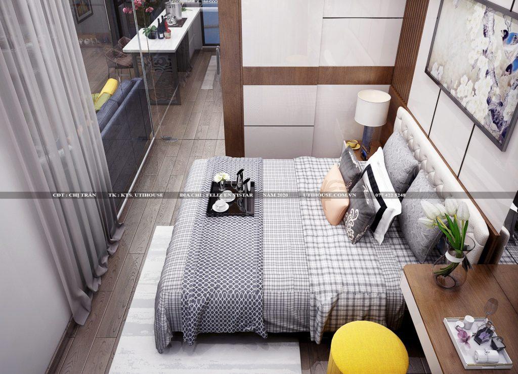 Thiết kế căn hộ Feliz-En-Vista
