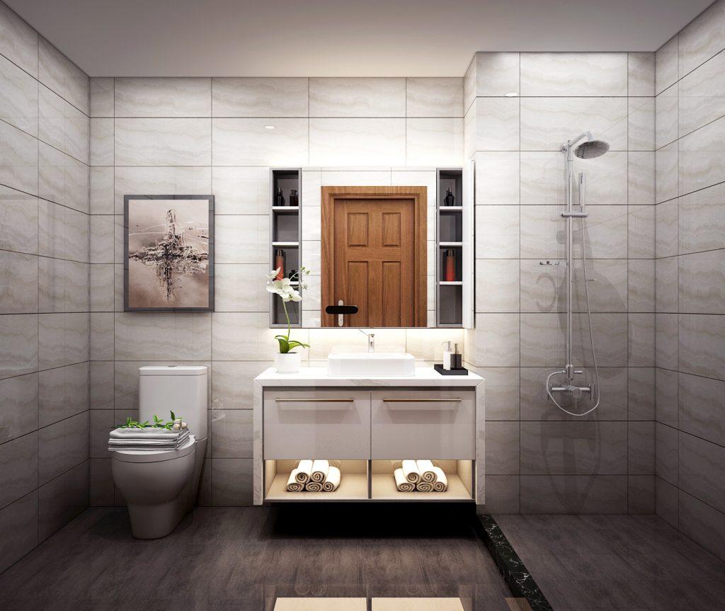 thiết kế nội thất khu dân cư vạn phúc