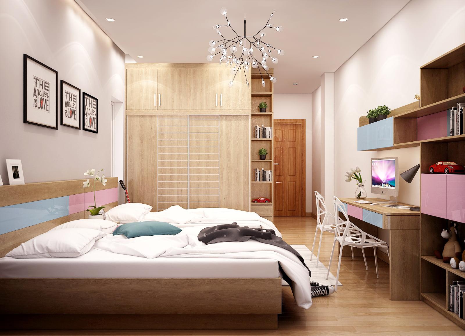 Cách chọn hướng giường ngủ sao cho phong thuỷ
