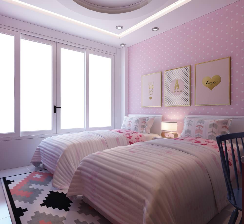 Phòng ngủ cho trẻ em