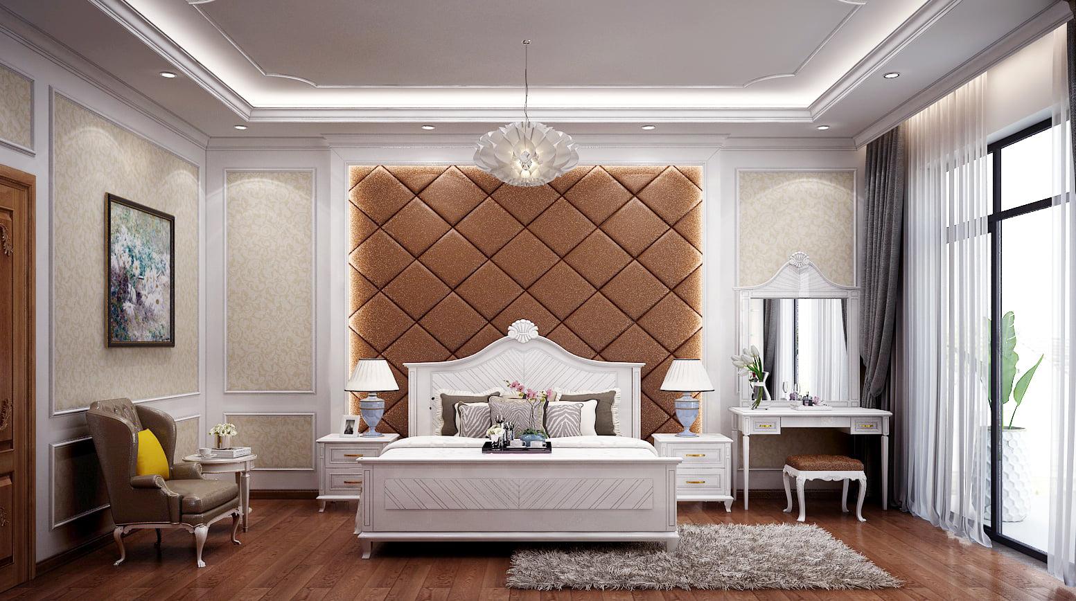 5 KHÔNG trong thiết kế phòng ngủ chung cư
