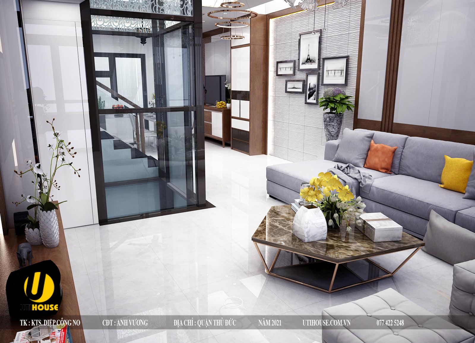Top mẫu gạch ốp tường phòng khách và nhà tắm đẹp