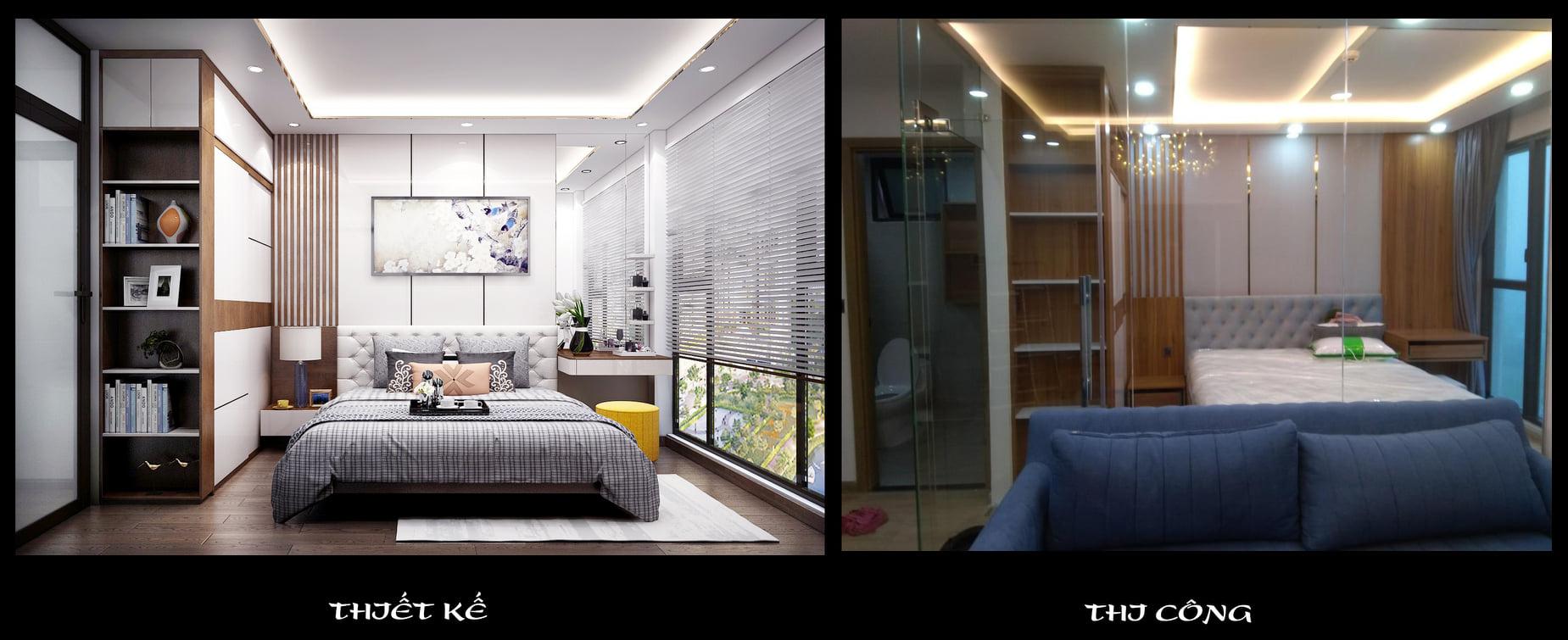 Ý tưởng trang trí phòng ngủ theo xu hướng hiện đại 2021