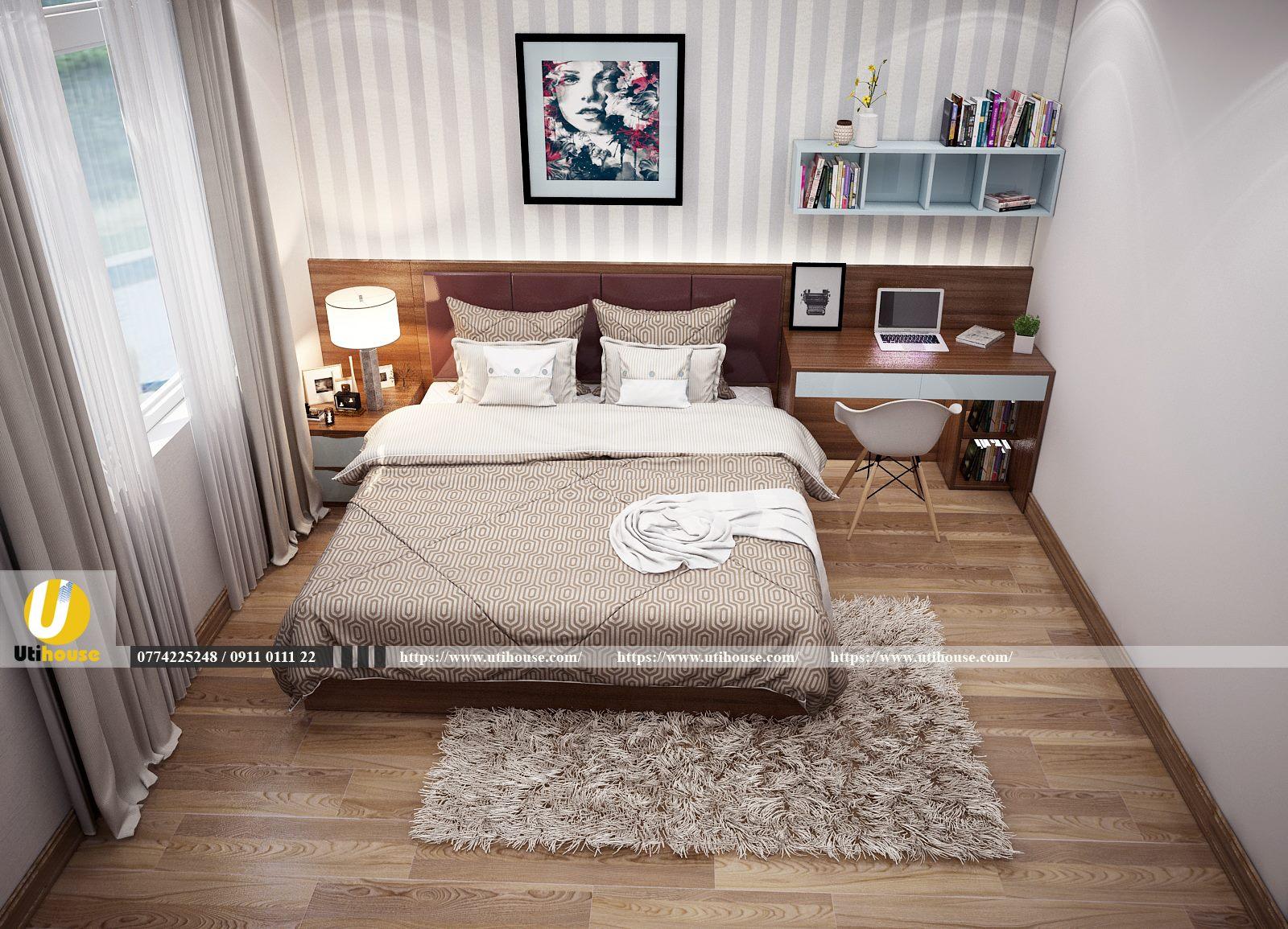 TOP mẫu vách ốp đầu giường xu hướng mới cho phòng ngủ