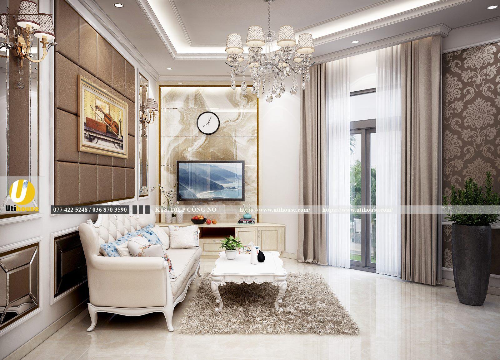 Phong cách trang trí nội thất nhất quán