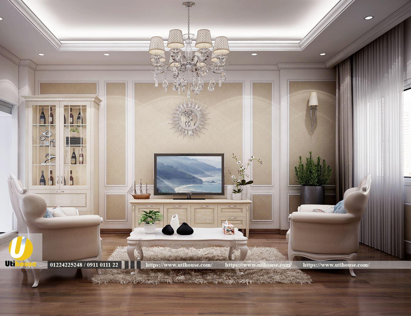Lựa chọn kích cỡ đồ nội thất vừa phải, sắp xếp đúng cách