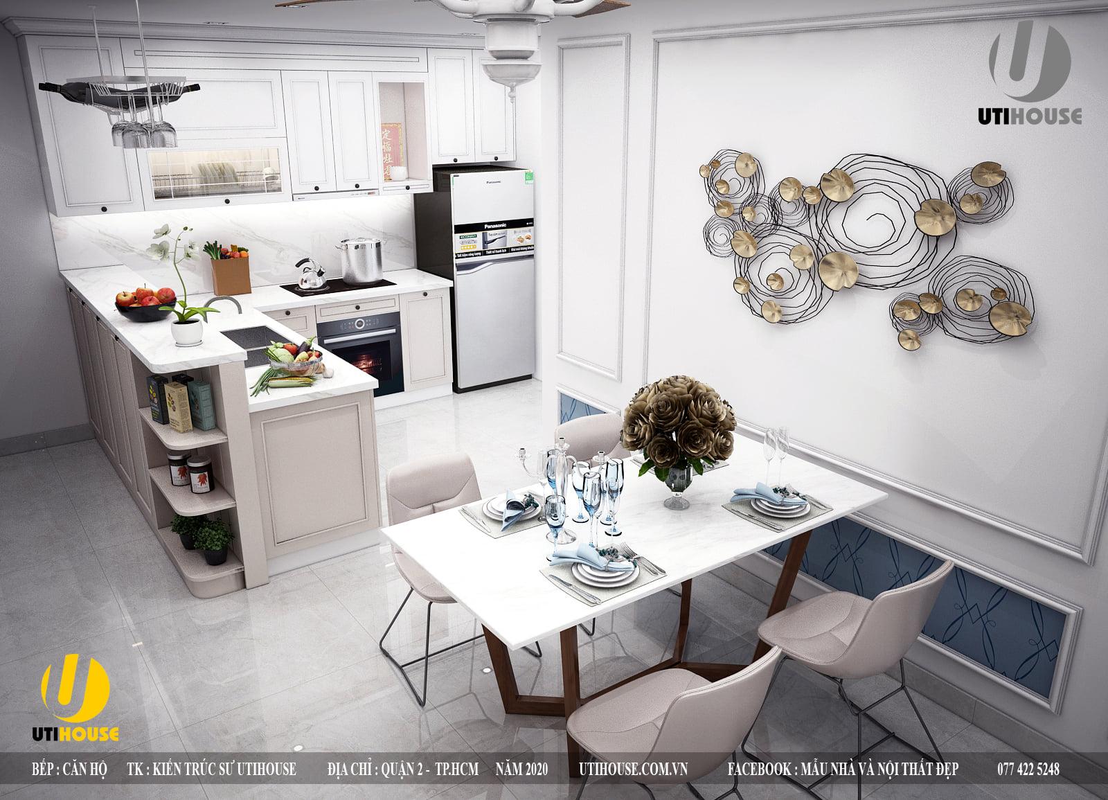 Mẫu thiết kế nội thất Decor nghệ thuật