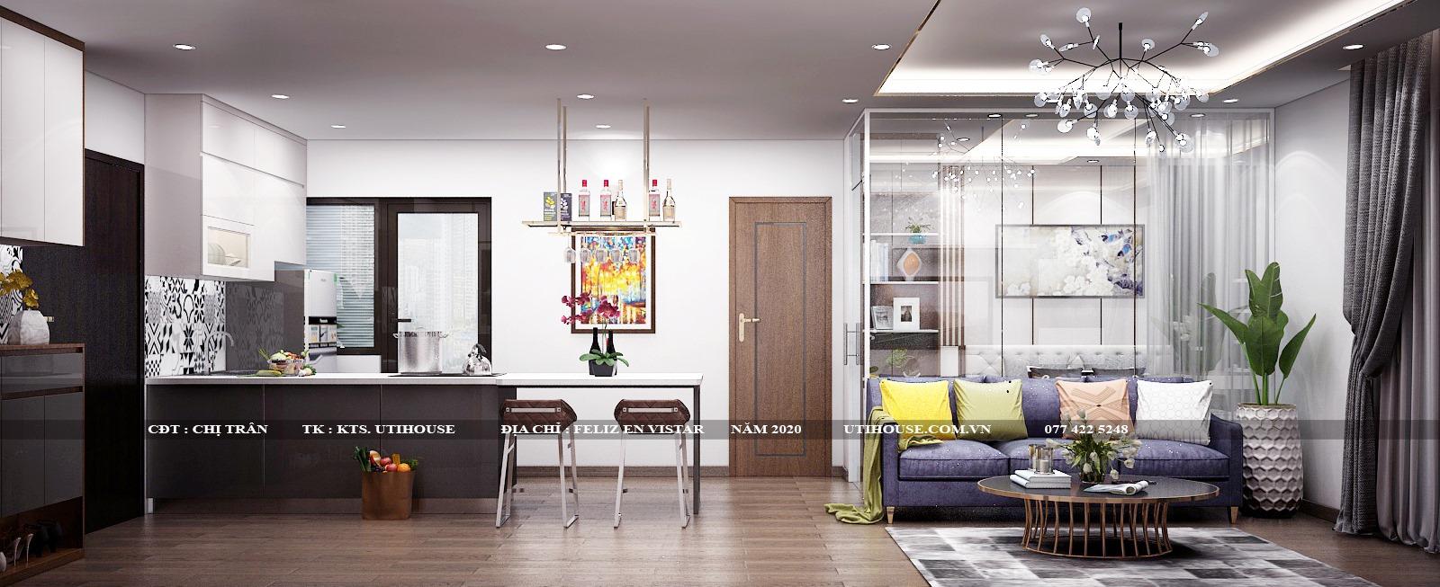 Tổng hợp các phong cách thiết kế nội thất chung cư nổi bật nhất