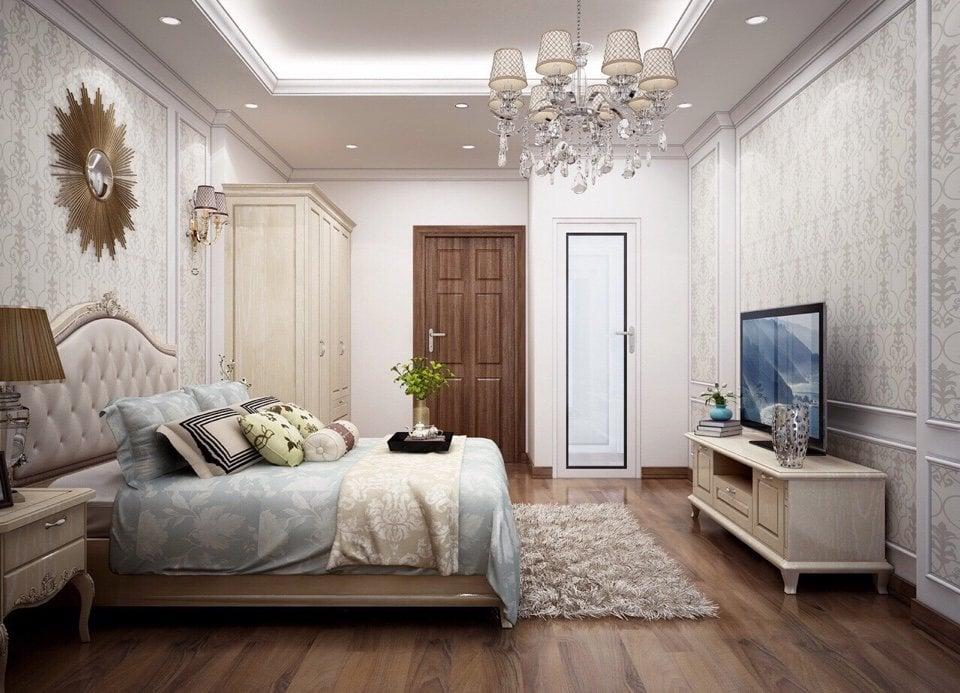 Xu hướng thiết kế nội thất cho phòng ngủ hot nhất năm 2021